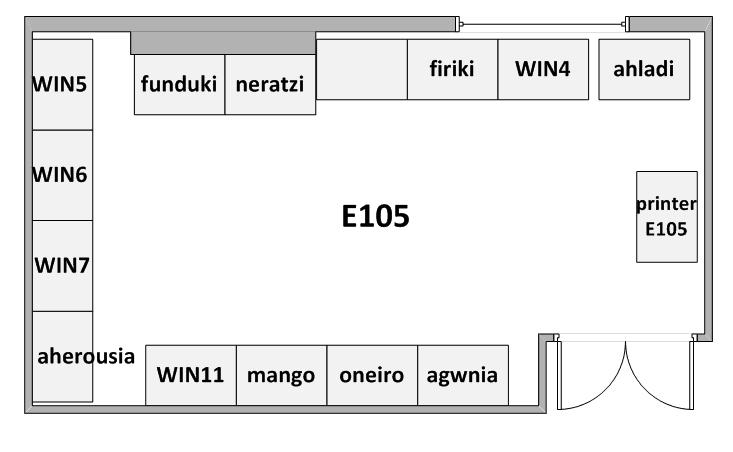 Πτέρυγα Ε - 105
